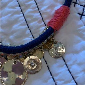 LOFT Jewelry - Loft necklace with gold pendants